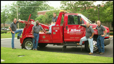 Alber Towing Recovery